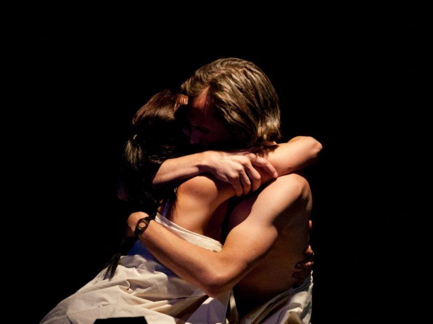 Театр им. Ленсовета спектакль «Я боюсь любви»