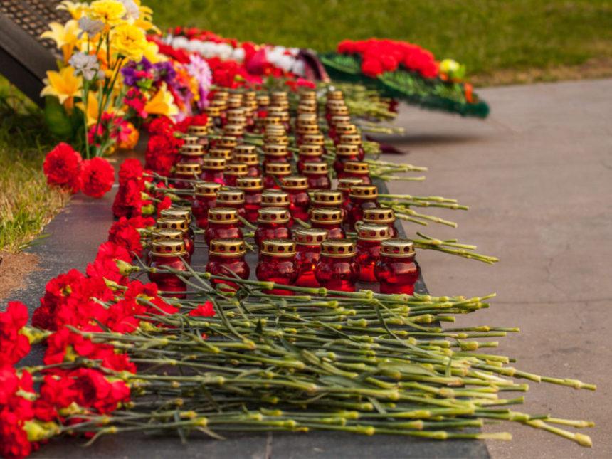 «Свеча памяти — 22 июня»